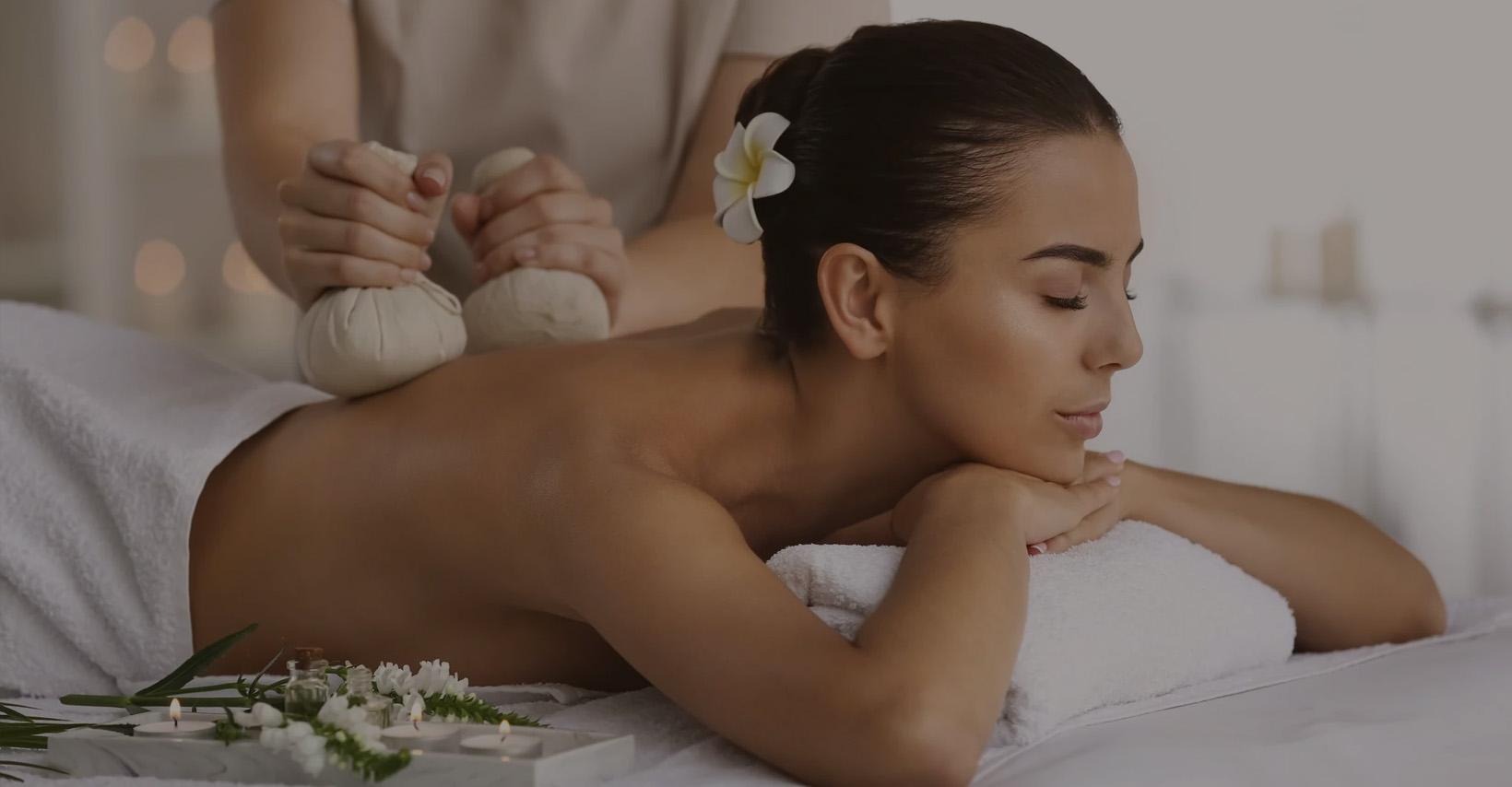 tajski masaż stemplami