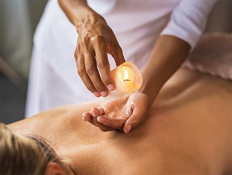 masaż świecą Katwice