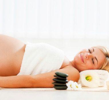 Masaż dla kobiet w ciąży